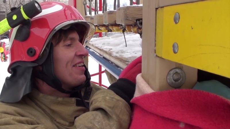 Фильм к 15 летию Агентства государственной противопожарной службы и гражданской защиты Арх области