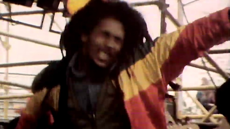 Bob Marley - Get Up, Stand Up (Live at Munich, 1980)