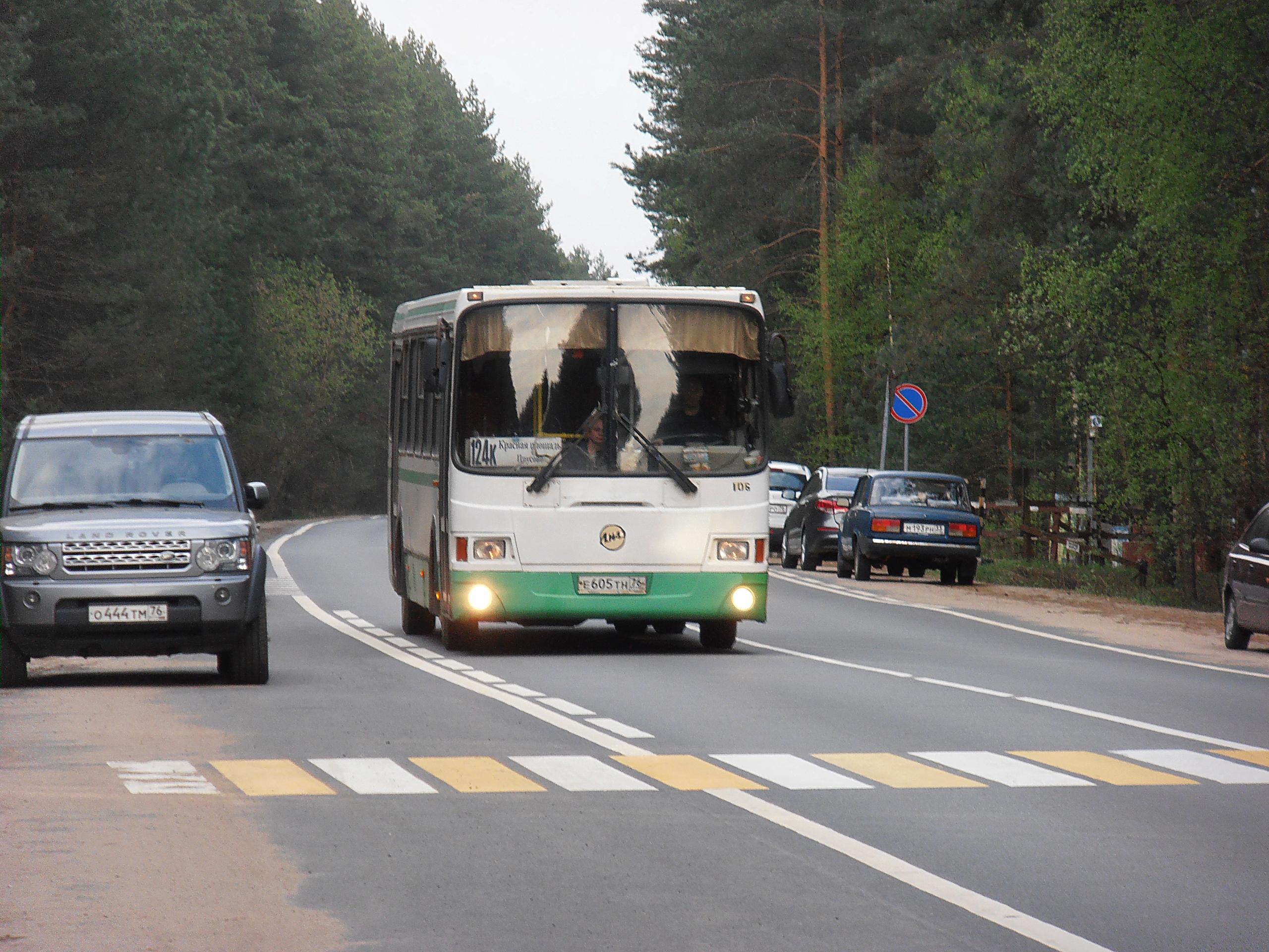Автобус №124к