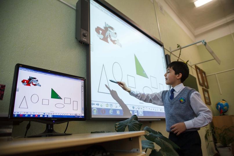 Интерактивная доска в школе