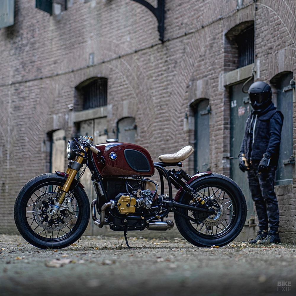 Ironwood Custom Motorcycles: кастом BMW R100
