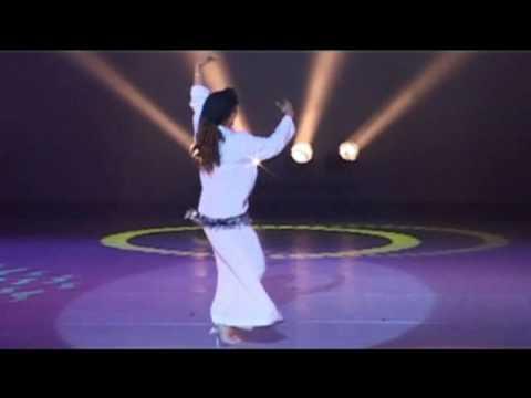 Lubna Emam - promo video for CAIRO! festival
