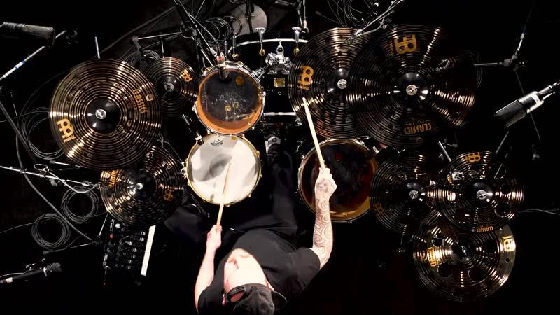 Meinl Cymbals Miles McPherson Classics Custom Dark Demo