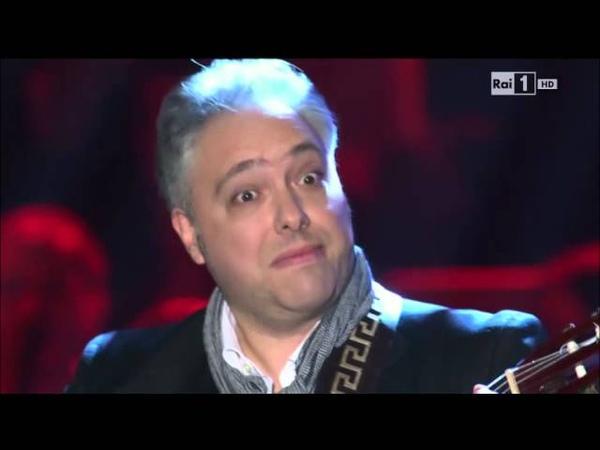 Francesco Buzzurro Suite Napoletana Rai1 Concerto dell'Epifania XX edizione del 06 01 2015