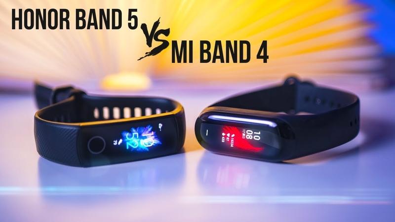 Убийца Xiaomi Mi Band 4 ПРИШЕЛ 🔥 Обзор Honor Band 5