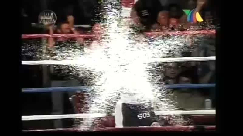 Хорхе Арса vs Томас Рохас (полный бой) [16.09.2007]