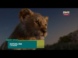 SHORT NEWS | КИНО: Король Лев, Искусство обмана, Солнцестояние