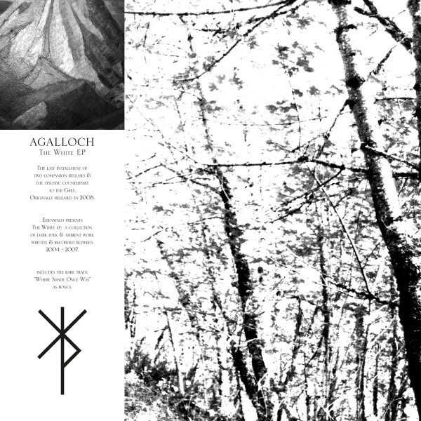 Agalloch - The White (EP) (Remastered)