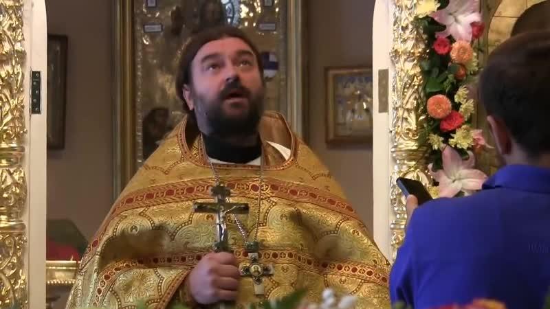 Наши Небесные помощники Тихое ВСЕМОГУЩЕСТВО Господа Прот Андрей Ткачёв