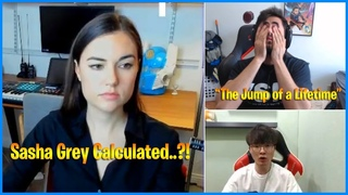 Sasha Grey Calculated..?! The Jump of a Yassuo's Lifetime | LoL Daily Moments Ep 485