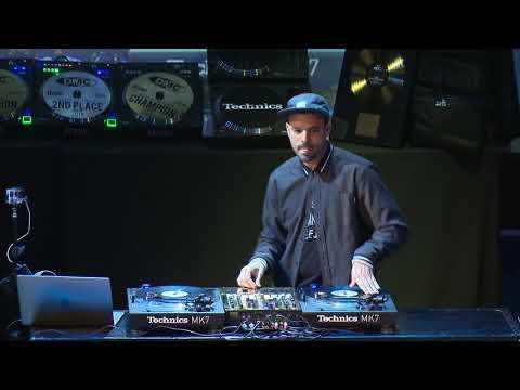 DMDJ Skillz DMC World DJ Final 2019 winning performance