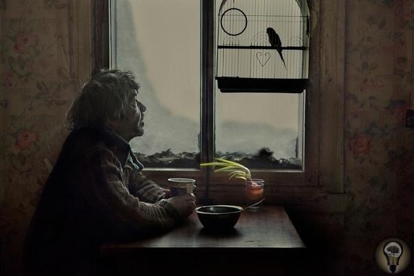 Самый одинокий во всем мире Полярник Вячеслав Короткий уже 30 лет работает и живет на северной метеостанции и следит за её
