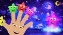 Gia Đình Ngón Tay Ngôi Sao Star Finger Family