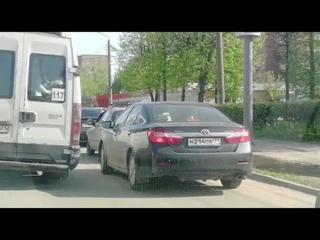 «Накажи автохама»: когда Lexus прикинулся пешеходом...