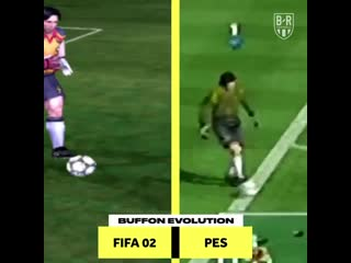 It's been a journey for @gianluigibuffon in video games _eyes__video_game_ ( 750 X 750 ).mp4