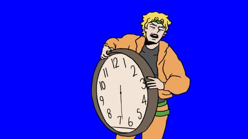It's Time to Stop Dio ver