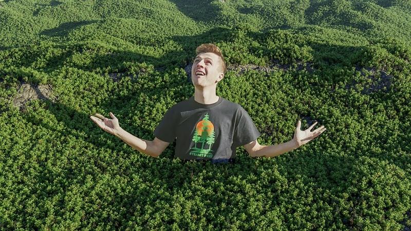 VFX Artist Creates 20,000,000 Trees with CGI TeamTrees