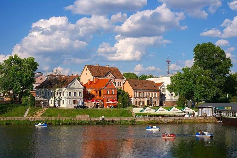 Беларусь - «Легкие Европы»