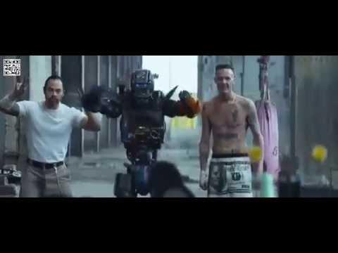 Отрывок из фильма Робот по имени Чаппи