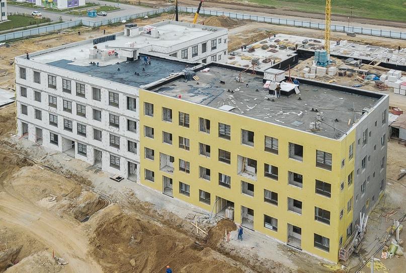 Отчет о ходе строительства квартал «Среда» май 2020, изображение №19