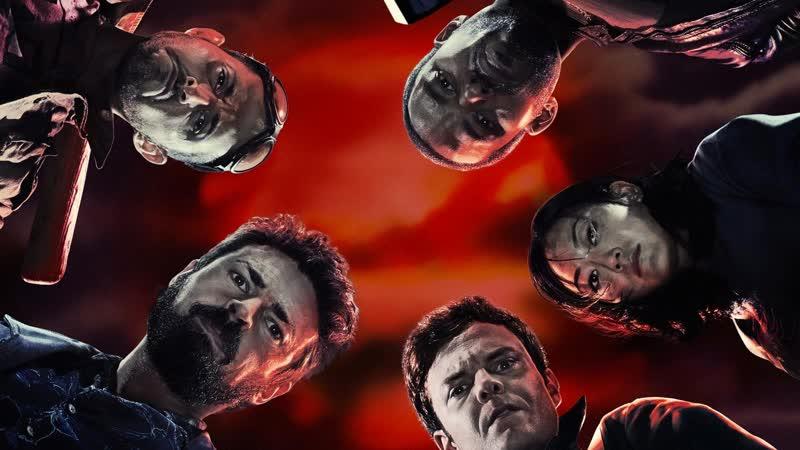 Пацаны Русский трейлер 2019 сезон 1 Фантастика боевик драма комедия приключения Карл Урбан Чейс Кроуфорд