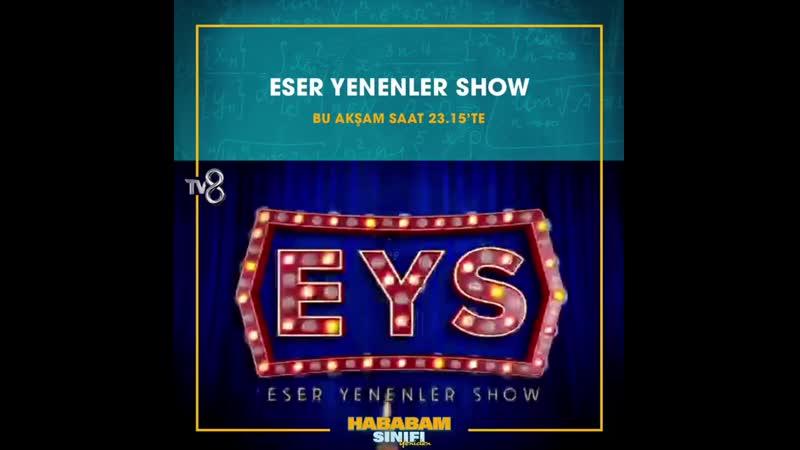 Aser yenler show