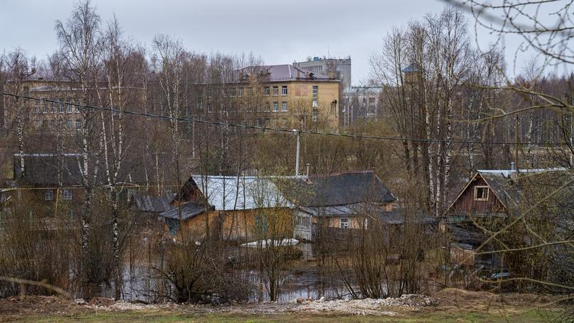 Паводок в Ухте: мониторинг, прогнозы и принимаемые меры, изображение №9