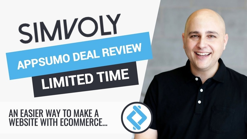 Simvoly Review Easily Build An Website With Ecommerce Perfect Shopify Alternative
