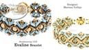Evaline Bracelet Tutorial