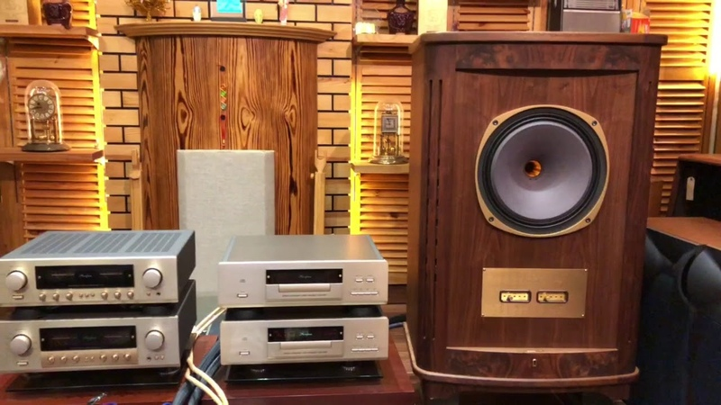 Test Accuphase E 650 Tannoy Canterbury SE Thung xôp