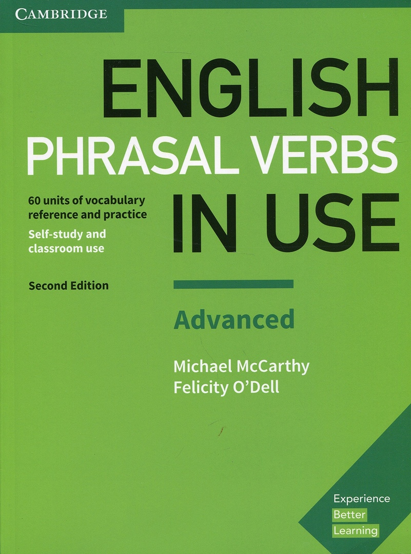 ENGLISH PHRASAL VERBS USE: INTERMEDIATE