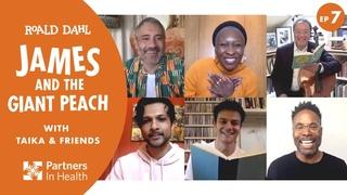 EP 7: Yo-Yo Ma, Billy Porter, Cynthia Erivo, Jamie Cullum & Utkarsh Ambudkar read w/ Taika! #WithMe
