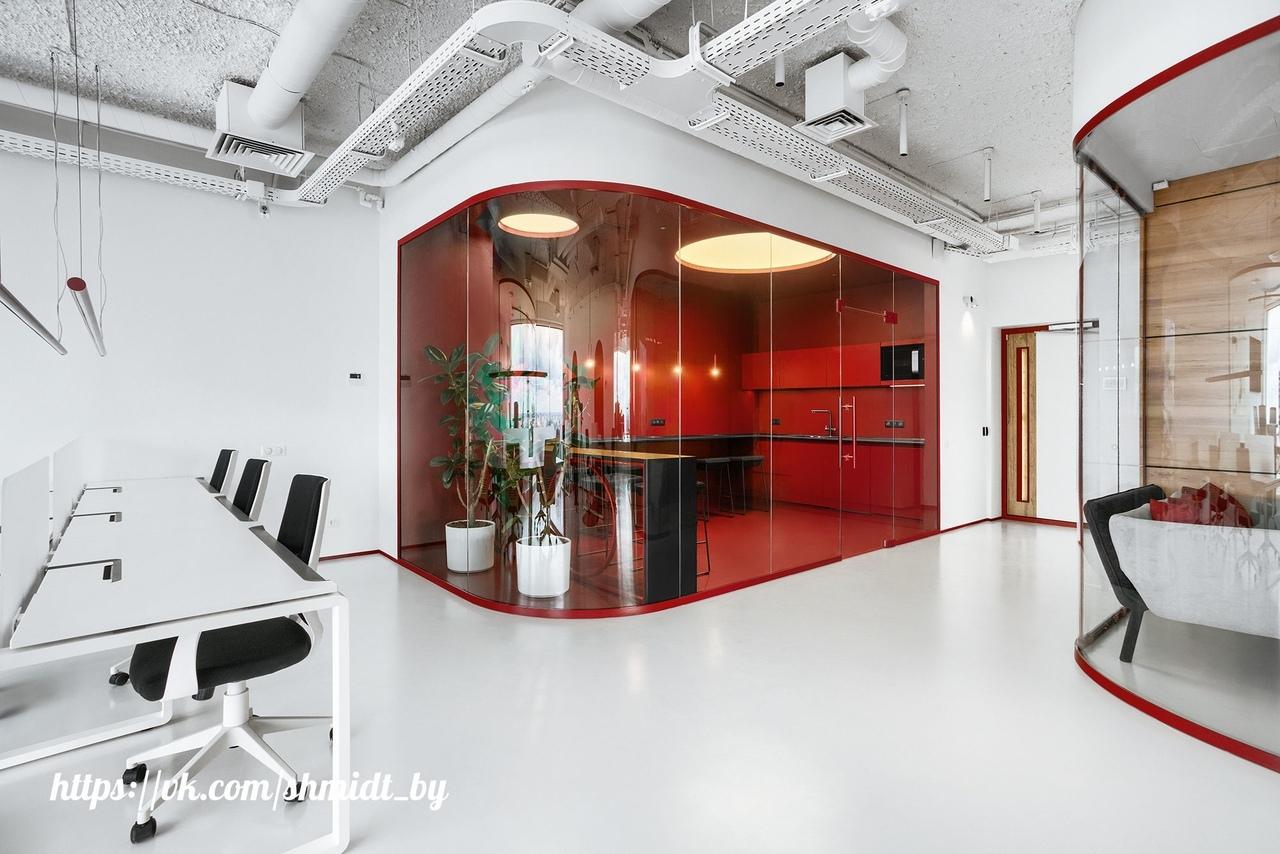 Офис Sky Floor от студии Lauri Brothers