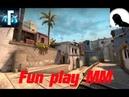 CS:GO - RoCKeT и ГАРТИ фанятся в ММ | Полная игра без нарезок!