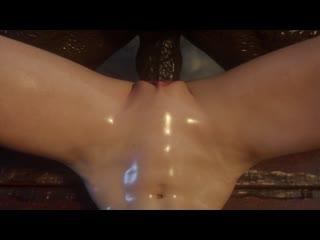 3d porn secret of beauty [порно, секс, хентай, анал, минет]