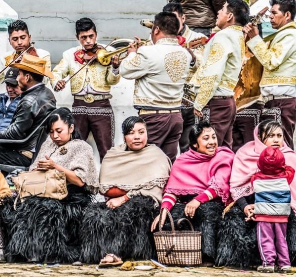 У индейского народа цоцили (Мексика