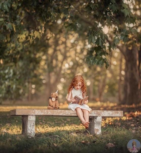 Волшебные фото мамы-фотографа Maria Presser