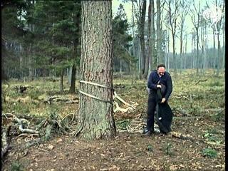 Tree Climbing Equipment Aka Tree Bike (1961)