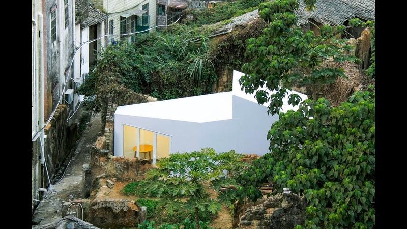 中國建築師2小時就能建成一棟房子!不可思議!