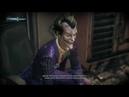 Batman Arkham Knight Готэм страха часть 2 и пару злодеев за решёткой