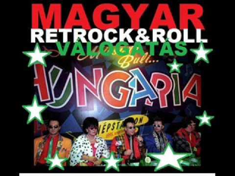 ►Magyar RetrockRoll válogatás | Hungária | Nagy Zeneklub |