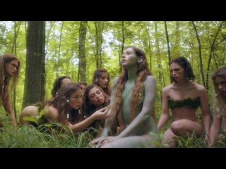 Премьера клипа! ЛУНА - Золотые Лепестки (Female Trip)