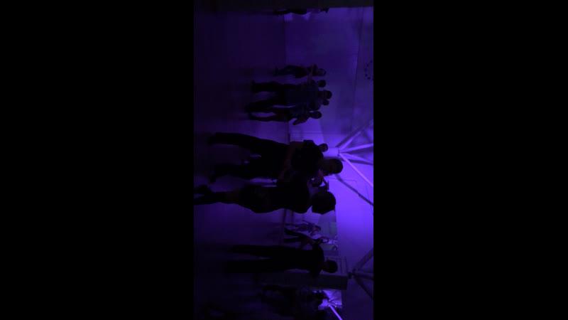 Live LOFT хастл дискотека на Бауманке