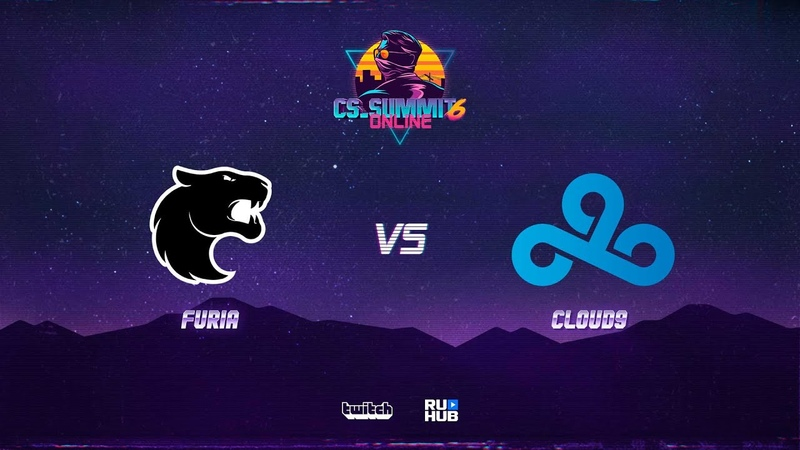 FURIA vs Cloud9 - CS_Summit - map3 - de_train [TheCraggy Gromjkee]