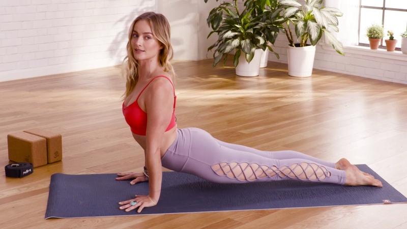 18 Basic Yoga Poses - Tadasana, Downward Facing Dog More - Caley Alyssa
