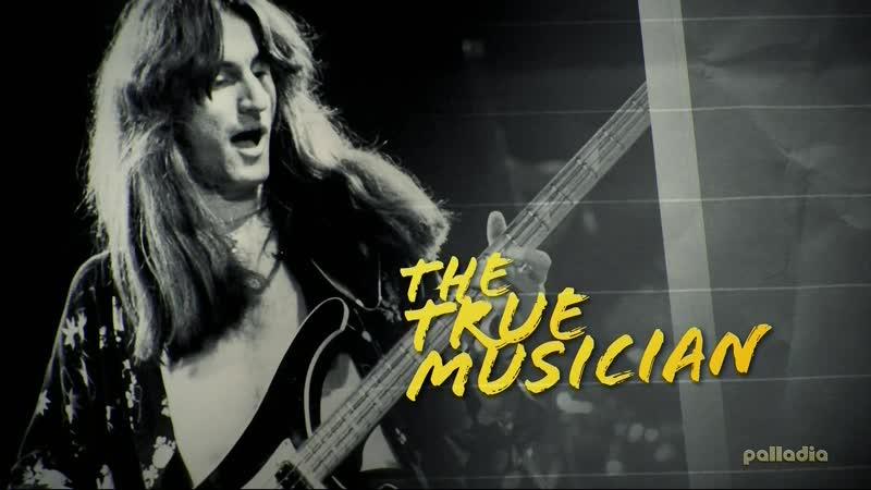 Geddy Lee RUSH VH1 Classics Rock Icons