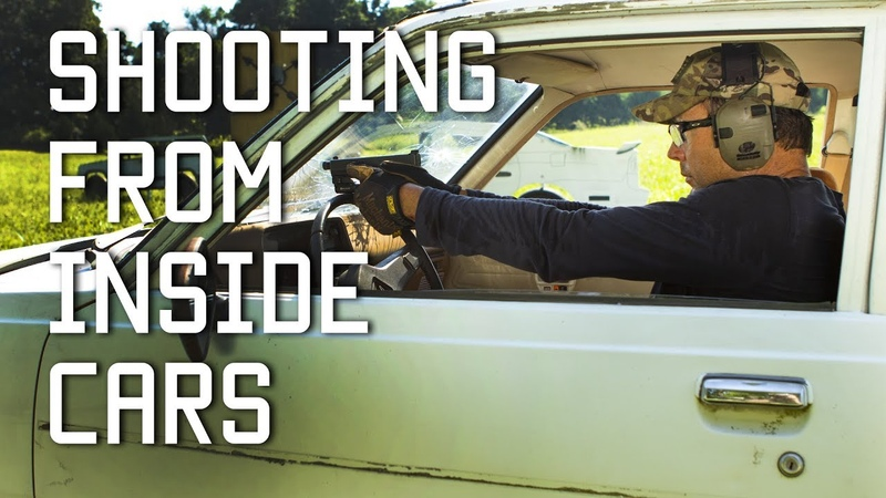 How to Shoot From Inside a Car Through Windshield Tactical Rifleman