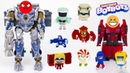Распаковка Трансформеров BotBots Роботы против десептиконов