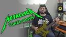 What If METALLICA Tuned Down 7 String Guitar Riffs