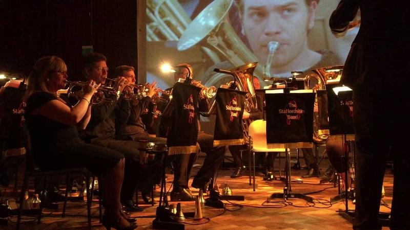 Concierto de Aranjuez Flugel Horn solo performed by Craig Stevens The Staffordshire brass band
